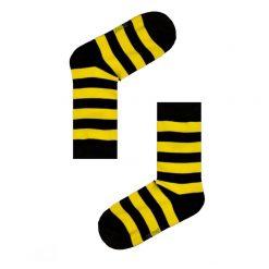 جوراب ساقدار آپتیمیست طرح زنبوری