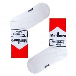 جوراب ساقدار آپتیمیست طرح سیگار مارلبرو