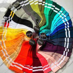 جوراب ساقدار آپتیمیست سری تنیس در 29 رنگ مختلف