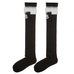 جوراب ساق بلند بالای زانو ال سوان طرح میکی ماوس