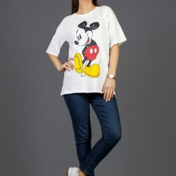 تیشرت فری سایز میکی ماوس Mickey Mouse