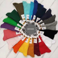جوراب ساقدار آپتیمیست ساده رنگی