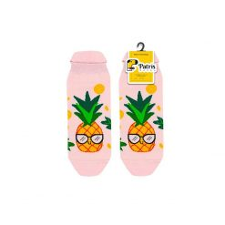 جوراب مچی پاتریس طرح آناناس